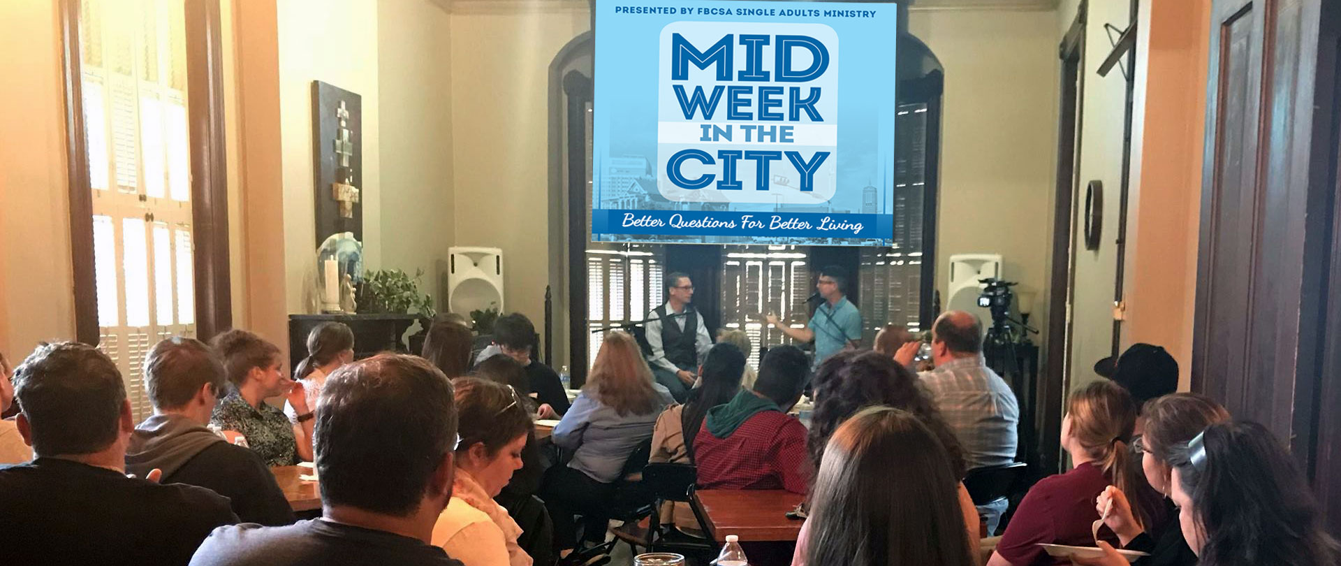Mid-week in the City is now THINC