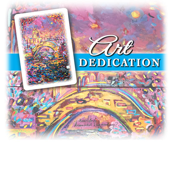 Art Dedication Evening