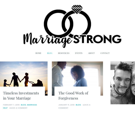 Marriage Strong